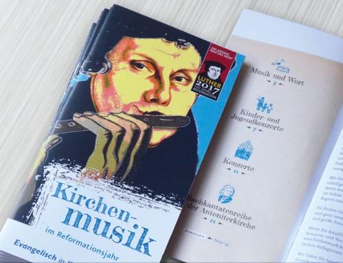 Kirchenmusik im Reformationsjahr