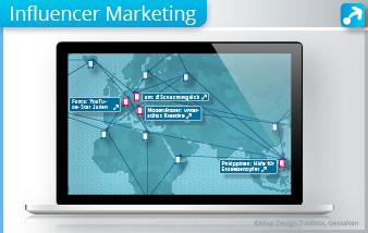 "Abbildung zum Trend des Influencer Marketings"" width="