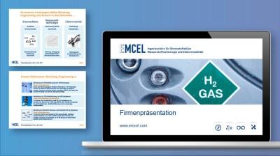 Erstellung und Grafikdesign von PowerPoint Präsentationen mit Titel- und Folienmaster