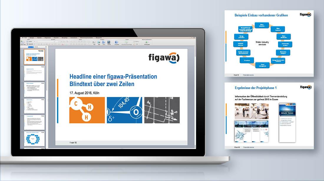 Erstellung und Grafikdesign von PowerPoint Präsentationen