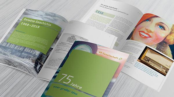 Broschüre Design gestalten