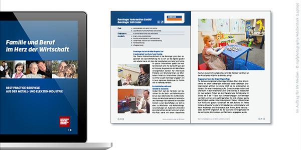 Interaktiv PDFs als Online-Broschüren