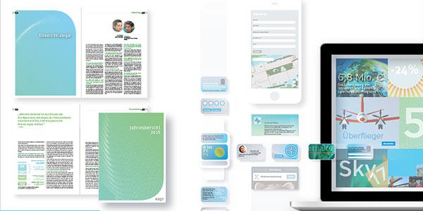 Crossmediale Broschüren-Nutzung