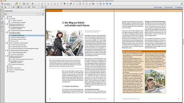 Erstellung barrierefreier PDFs