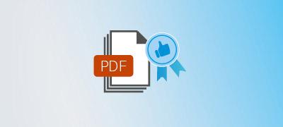 Erstellung von barrierefreien PDF