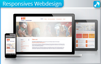 "Abbildung zum Trend des responsiven Webdesigns"" width="
