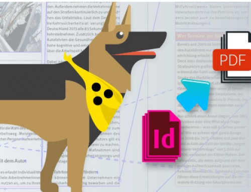 Tutorial barrierefreie PDFs aus InDesign
