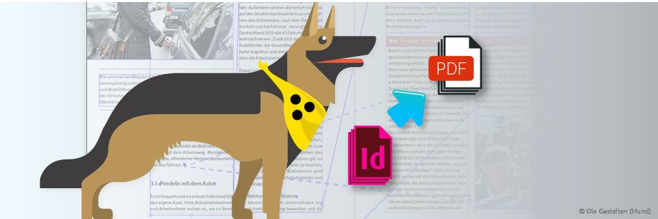 Tutorial barrierefreie aus Adobe InDesign