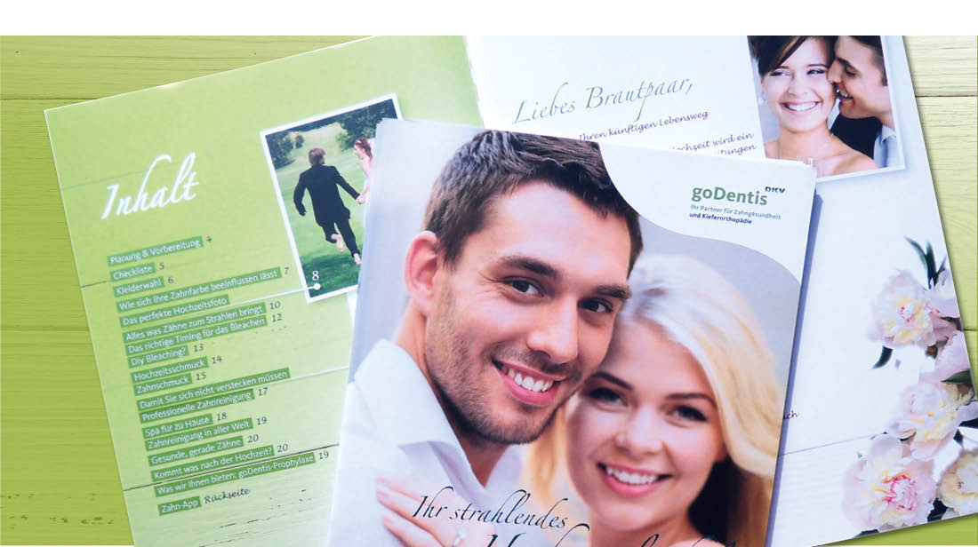 Hochzeits-Magazin