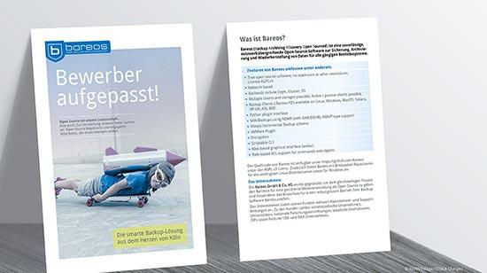 Kosten für Design ungefalteteten Flyer DIN A5
