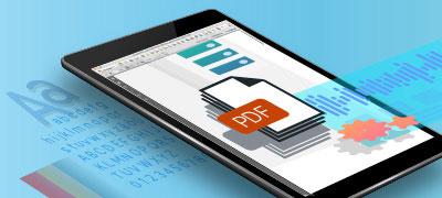 Formular-Design ausfüllbarer PDFe