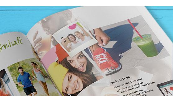 Magazine + Zeitschriften