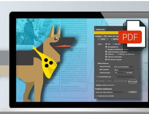 Erstellen barrierefreier PDFs mit MadeToTag