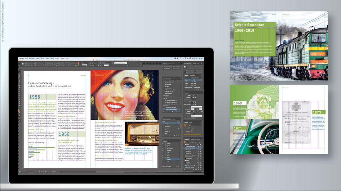 InDesign-Templates für Broschüren