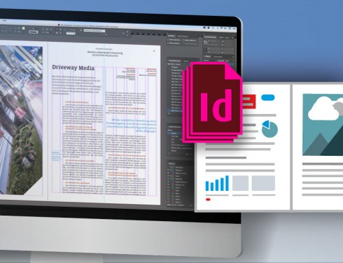 InDesign-Templates und Layoutvorlagen