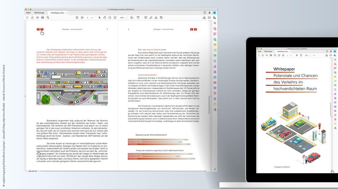 Interaktive Whitepaper erstellen lassen